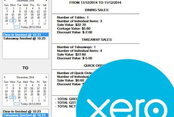 Full Reporting & Xero Integrated