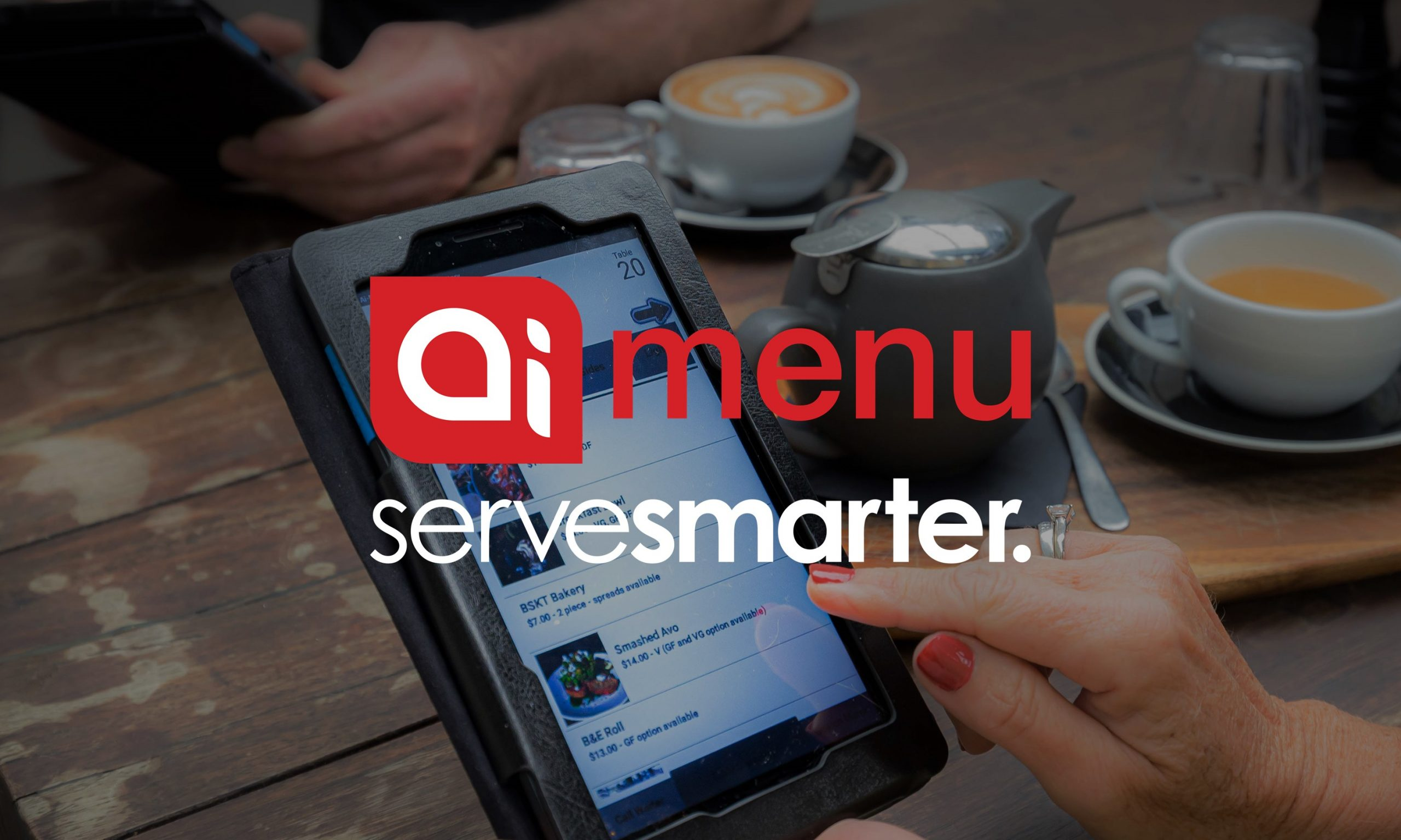 Ai-Menu is a leading innovator in hospitality technology, with solutions for online ordering, digital menus and self-ordering kiosks.