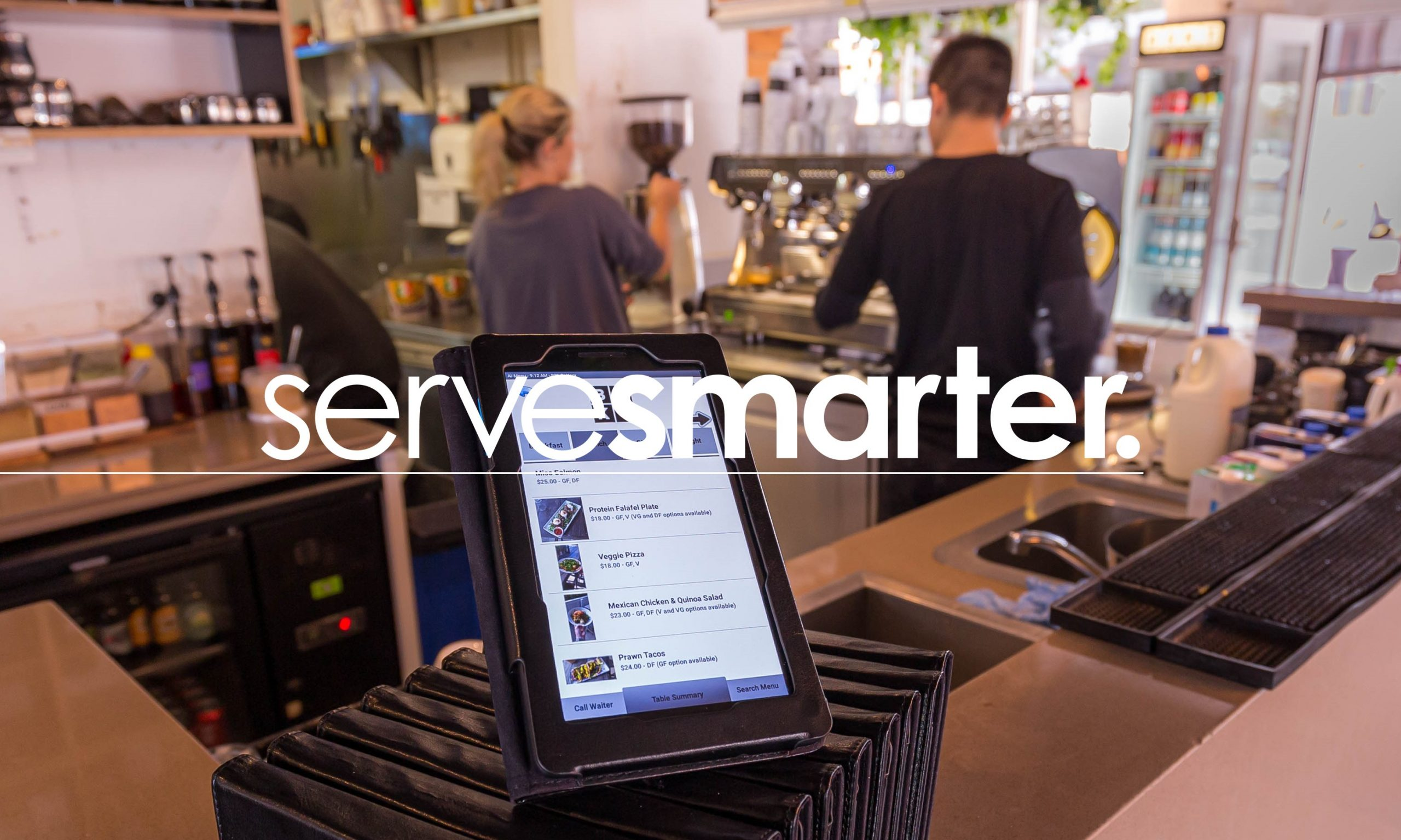 Ai-Menu is a leading innovator in hospitality technology, with solutions for online ordering, digital menus and self-ordering kiosks #servesmarter